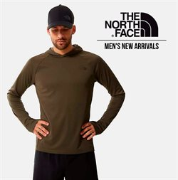 Tarjouksia yritykseltä Urheilu kaupungissa The North Face lehtisiä ( Vanhenee tänään)