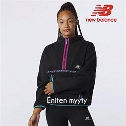 New Balance luettelo, ( 26 päivää jäljellä )