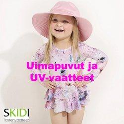 Tarjouksia yritykseltä Skidi kaupungissa Skidi lehtisiä ( Julkaistu eilen)
