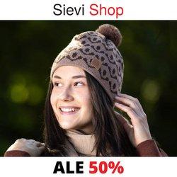 Tarjouksia yritykseltä Sievi Shop kaupungissa Sievi Shop lehtisiä ( 8 päivää jäljellä)