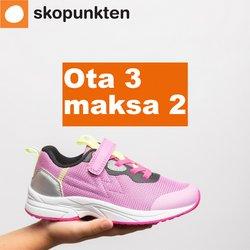 Tarjouksia yritykseltä Skopunkten kaupungissa Skopunkten lehtisiä ( 8 päivää jäljellä)
