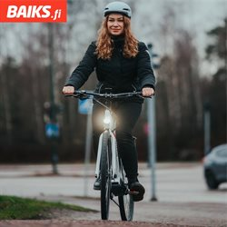 Urheilu tarjoukset Baiks kuvastossa Espoo ( 24 päivää jäljellä )