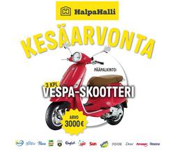 Tarjouksia yritykseltä Halpa-Halli kaupungissa Oulu lehtisiä
