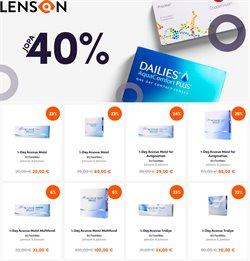 Terveys ja Optiikka tarjoukset Your Lenses kuvastossa Järvenpää ( 9 päivää jäljellä )