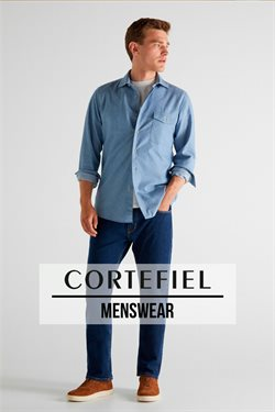 Tarjouksia yritykseltä Cortefiel kaupungissa Cortefiel lehtisiä ( 8 päivää jäljellä)