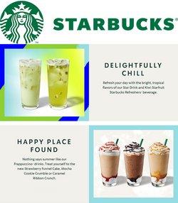 Tarjouksia yritykseltä Ravintolat kaupungissa Starbuck's lehtisiä ( 19 päivää jäljellä)