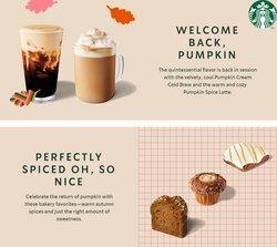 Tarjouksia yritykseltä Ravintolat kaupungissa Starbuck's lehtisiä ( 13 päivää jäljellä)