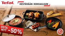 Tarjouksia yritykseltä K-market kaupungissa Helsinki lehtisiä