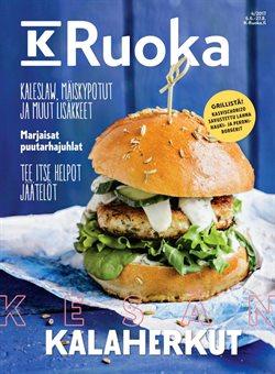 Supermarket tarjoukset K-extra kuvastossa Turku