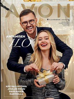 Kosmetiikka ja Kauneus tarjoukset AVON kuvastossa Turku ( 26 päivää jäljellä )