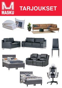 Koti ja Huonekalut tarjoukset MASKU kuvastossa Salo ( Julkaistu tänään )