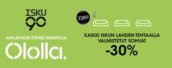 Tarjouksia yritykseltä isku kaupungissa Jyväskylä lehtisiä