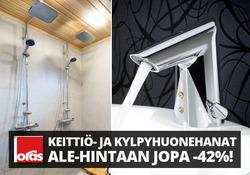 Tarjouksia yritykseltä Talotarvike kaupungissa Tuusula lehtisiä