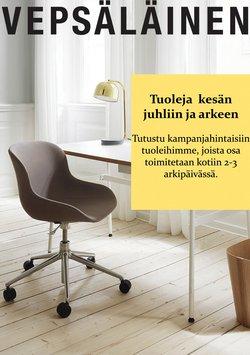 Tarjouksia yritykseltä Vepsäläinen kaupungissa Vepsäläinen lehtisiä ( Vanhentunut)