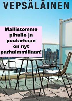 Tarjouksia yritykseltä Vepsäläinen kaupungissa Vepsäläinen lehtisiä ( 4 päivää jäljellä)