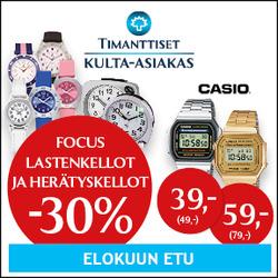 Tarjouksia yritykseltä Timanttiset kaupungissa Tampere lehtisiä