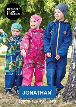 Tarjouksia yritykseltä Lelut ja Vauvat kaupungissa Jesper Junior lehtisiä ( Yli 30 päivää)
