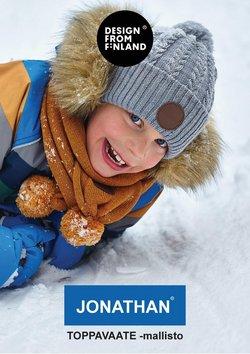 Tarjouksia yritykseltä Lelut ja Vauvat kaupungissa Jesper Junior lehtisiä ( 5 päivää jäljellä)
