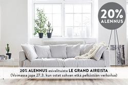 Tarjouksia yritykseltä Room21 kaupungissa Helsinki lehtisiä