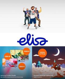 Elektroniikka ja Kodinkoneet tarjoukset Elisa kuvastossa Vantaa ( 7 päivää jäljellä )