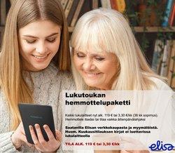 Tarjouksia yritykseltä Elisa kaupungissa Elisa lehtisiä ( Vanhentunut)