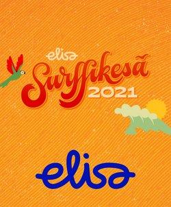 Tarjouksia yritykseltä Elisa kaupungissa Elisa lehtisiä ( Vanhenee tänään)