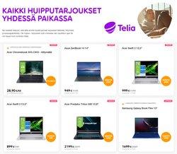 Elektroniikka ja Kodinkoneet tarjoukset Telia kuvastossa Tampere ( Julkaistu eilen )