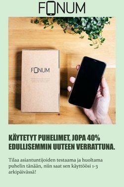 Tarjouksia yritykseltä Fonum kaupungissa Fonum lehtisiä ( Vanhentunut)
