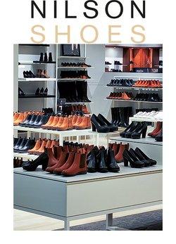 Tarjouksia yritykseltä Nilson Shoes kaupungissa Nilson Shoes lehtisiä ( Vanhentunut)