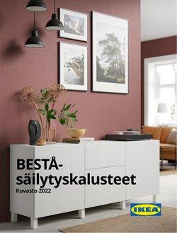 Tarjouksia yritykseltä Koti ja Huonekalut kaupungissa IKEA lehtisiä ( Yli 30 päivää)