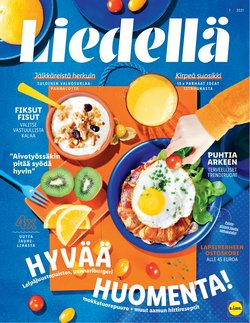 Supermarket tarjoukset Lidl kuvastossa Forssa ( Yli 30 päivää )