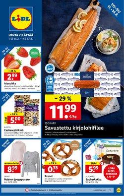 Lidl -luettelo, Kuopio ( Vanhentunut )