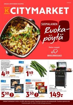 K-Citymarket -luettelo, Helsinki ( Vanhentunut )