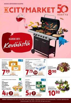 K-Citymarket -luettelo, Helsinki ( Vanhenee pian )