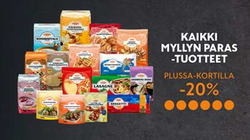 Tarjouksia yritykseltä K-citymarket kaupungissa Helsinki lehtisiä