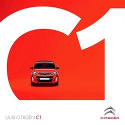 Citroën -luettelo, Lahti ( Yli 30 päivää )