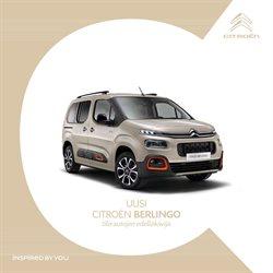 Autot ja Varaosat tarjoukset Citroën kuvastossa Salo ( Yli 30 päivää )