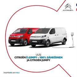 Autot ja Varaosat tarjoukset Citroën kuvastossa Kuopio ( Yli 30 päivää )