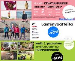 Koti ja Huonekalut tarjoukset Hobby Hall kuvastossa Helsinki ( 13 päivää jäljellä )