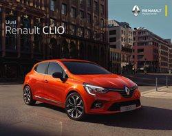 Tarjouksia yritykseltä Renault kaupungissa Tampere lehtisiä