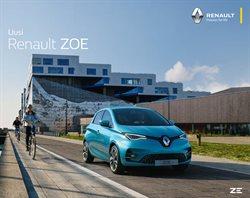 Autot ja Varaosat tarjoukset Renault kuvastossa Kuopio ( Yli 30 päivää )
