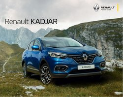 Tarjouksia yritykseltä Autot ja Varaosat kaupungissa Renault lehtisiä ( Yli 30 päivää)