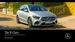 Tarjouksia yritykseltä Mercedes-Benz kaupungissa Mercedes-Benz lehtisiä ( Yli 30 päivää)