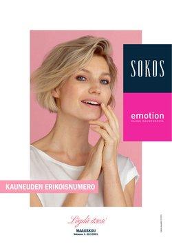 Kosmetiikka ja Kauneus tarjoukset Sokos kuvastossa Helsinki ( 21 päivää jäljellä )