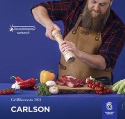 Tarjouksia yritykseltä Carlson kaupungissa Carlson lehtisiä ( Yli 30 päivää)