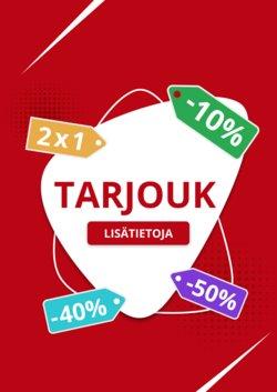Tarjouksia yritykseltä Latvala kaupungissa Latvala lehtisiä ( 29 päivää jäljellä)