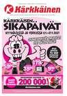 Kärkkäinen -luettelo, Lahti ( Vanhentunut )