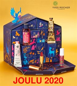 Kosmetiikka ja Kauneus tarjoukset Yves Rocher kuvastossa Järvenpää ( Yli 30 päivää )