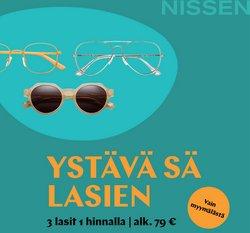 Tarjouksia yritykseltä Nissen kaupungissa Nissen lehtisiä ( Vanhenee pian)