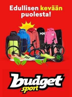 Tarjouksia yritykseltä Budget Sport kaupungissa Budget Sport lehtisiä ( Vanhentunut)